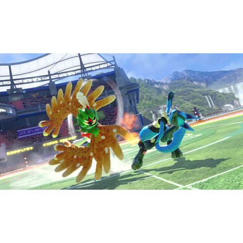 Nintendo Switch Pokken Tournament DX (AU)