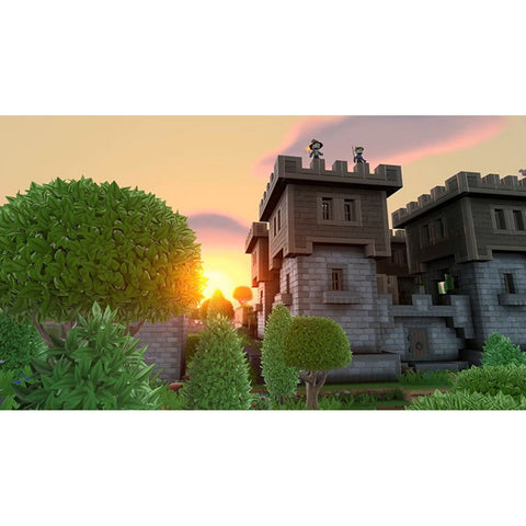 Nintendo Switch Portal Knights