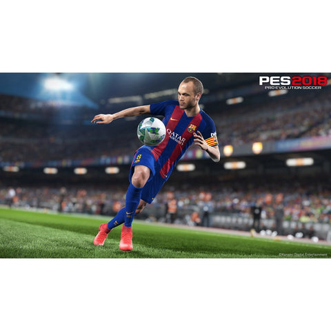PS4 Pro Evolution Soccer 2018 (R3)