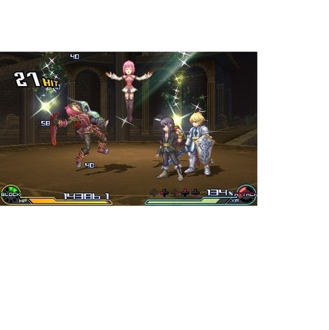 3DS Project X Zone 2 Reg