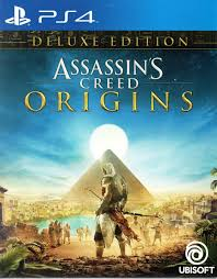 PS4 Assassin's Creed Origin Deluxe Edition (Region 3)