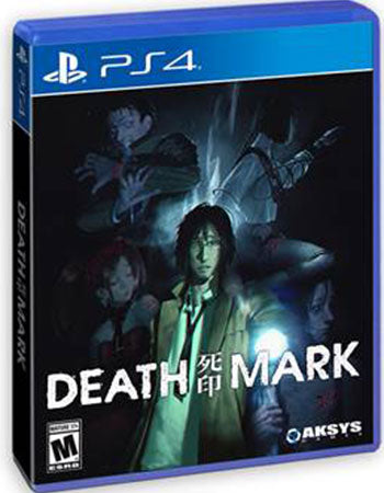 PS4 DEATH MARK
