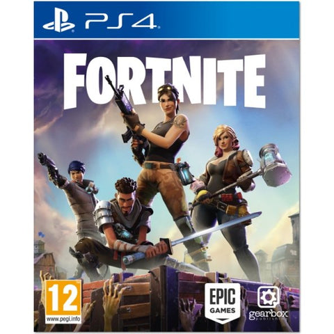 PS4 Fortnite (Region 2)