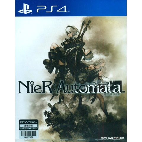 PS4 Nier Automata (Region 3) Value_Selection