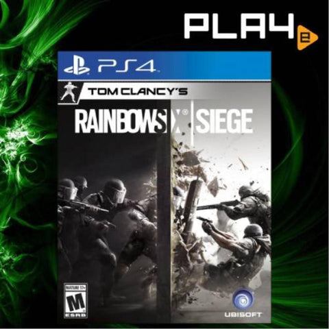 PS4 Rainbow Six Siege (M16)