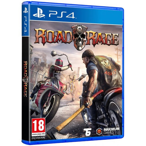 PS4 Road Rage (Region 2)