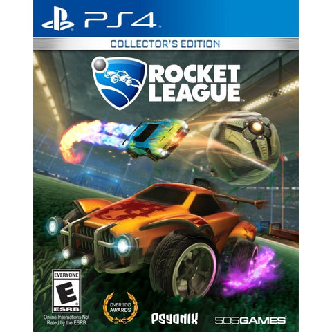PS4 Rocket League Collector's Edition (Region 1)