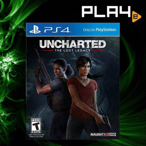 PS4 Uncharted: Lost Legacy (R1)