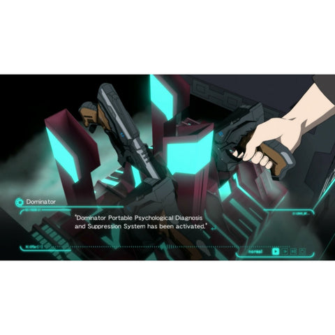 PS4 Psycho-Pass Mandatory Happiness