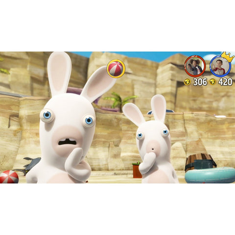 XBox One Rabbids Invasion: The Interactive TV Show