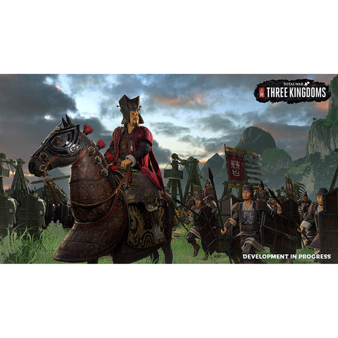 PC Total War: Three Kingdoms (DLC Code Expired)