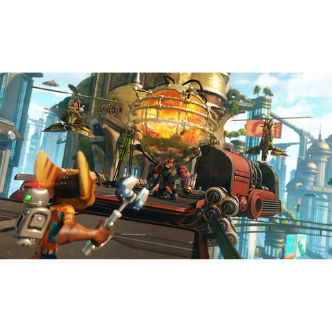 PS4 Ratchet & Clank (R3)