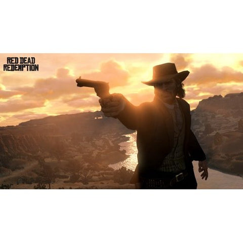 XBox 360 Red Dead Redemption: Game of the Year Edition