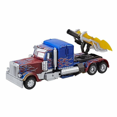 MPM-4 Movie Masterpiece Optimus Prime