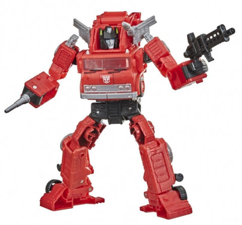 Transformers Generations WFC-K19 Inferno