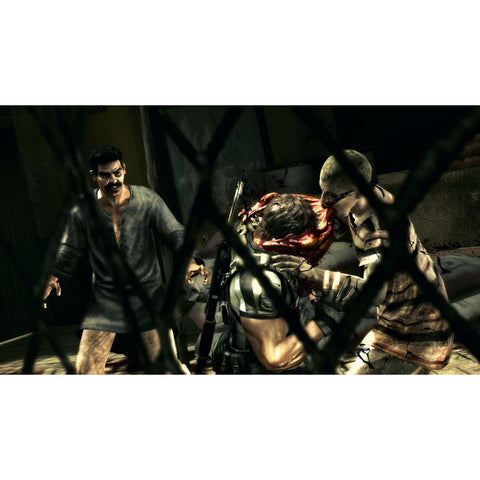 PS4 Resident Evil 5 (M16) Multi language