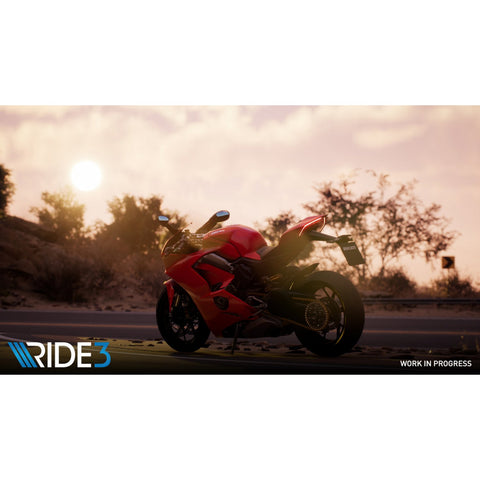 PS4 RIDE 3 (EU)