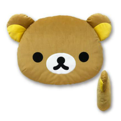 Rilakkuma Premium Big Cushion (Brown)