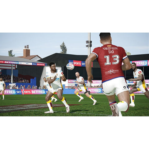 XBox One Rugby League Live 4
