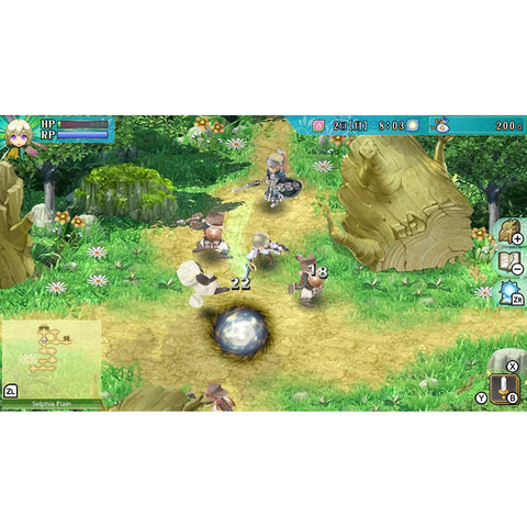 Nintendo Switch Rune Factory 4 Special Regular/ Archival Edition