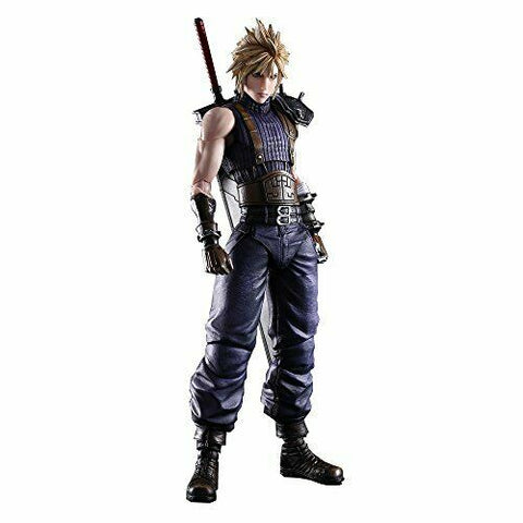 Play Arts Kai FF VII Remake No 1 Special Cloud Strife