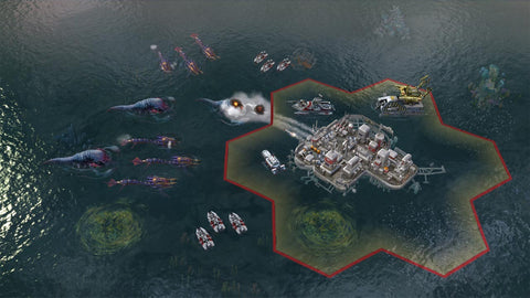 PC Sid Meier's Civilization Rising Tide