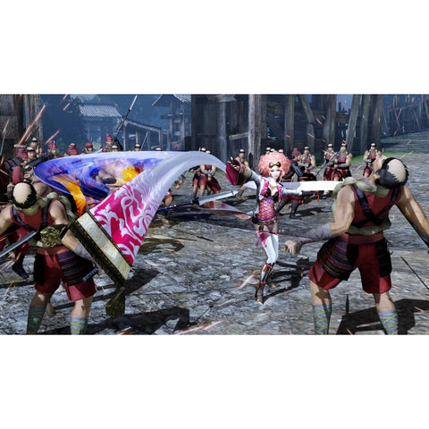 PS4 Samurai Warriors 4 II (ENG)