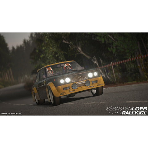 PS4 Sebastien Loeb Rally EVO (EU)