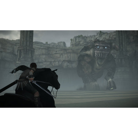 PS4 Shadow of The Colossus