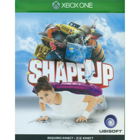 Xbox One - Shape Up (Chinese Subtitle)