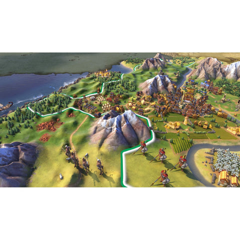 Nintendo Switch Sid Meier's Civilization VI