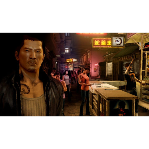 PS4 Sleeping Dogs: Definitive Edition (US)