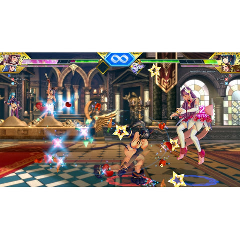 PS4 SNK Heroines: Tag Team Frenzy (R2_JAP)