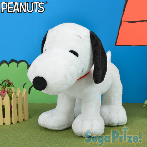 Snoopy Mega Jumbo Fluffy plush 17""