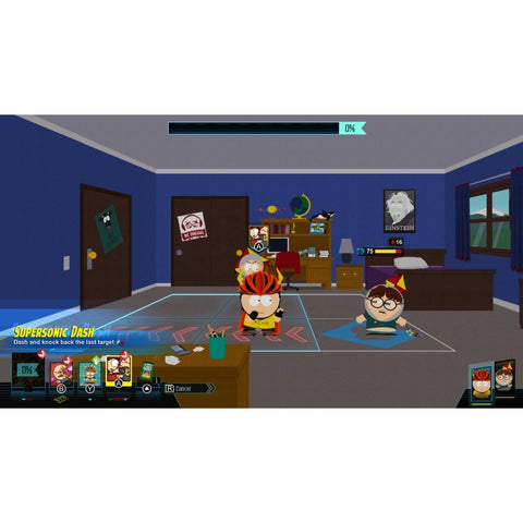 Nintendo Switch South Park Fractured But Whole