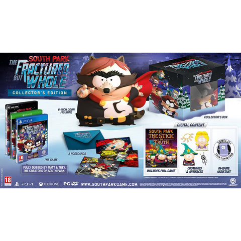 PS4 South Park The Fractured But Whole [Collector's Edition]