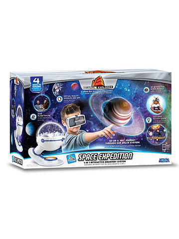 Virtual Explorer - Space Expedition Pack