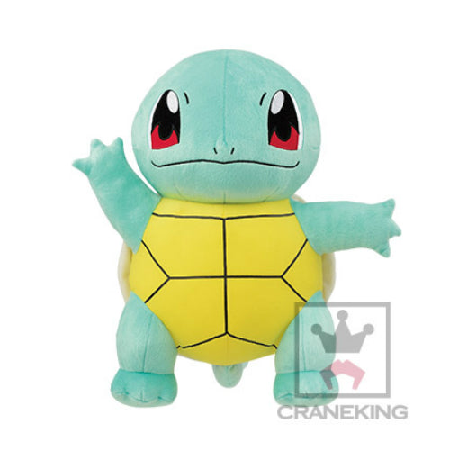 "Pokemon Sun & Moon Squirtle Plush (15"")"