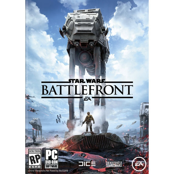 PC Star Wars Battlefront (Digital Copy)