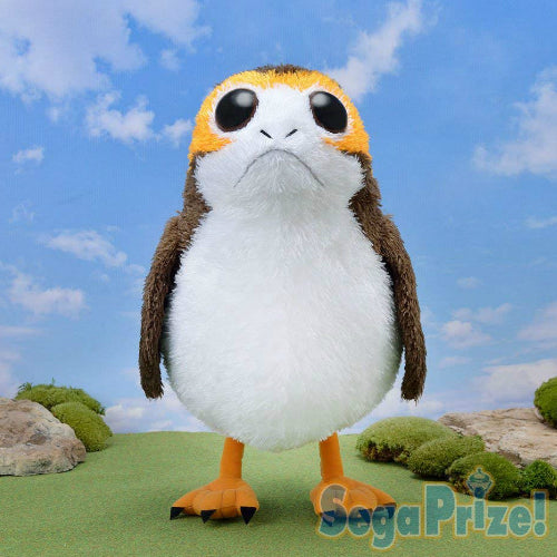"Star Wars The Last Jedi Plush - Porg (17"")"