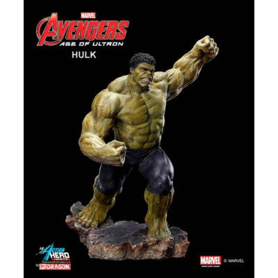 Action Hero Vignette Avengers -Age of Ultron Hulk