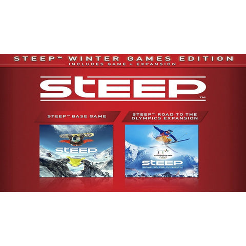PS4 Steep Winter Games Edition 2018