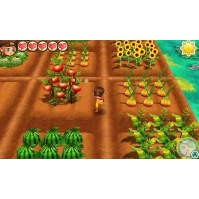 3DS Story of Seasons: Trio of Towns