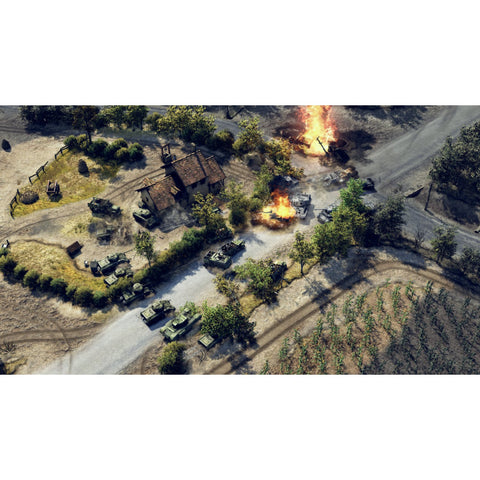 PS4 Sudden Strike 4 (EU)