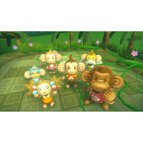 Nintendo Switch Super Monkey Ball: Banana Blitz HD (EU)