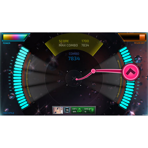 PS4 SuperBeat: Xonic EX