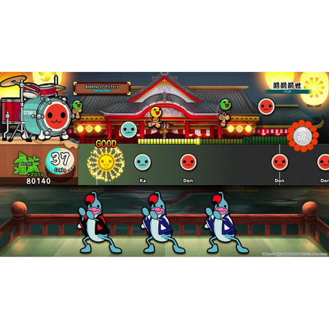 PS4 Taiko No Tatsujin: Drum Session