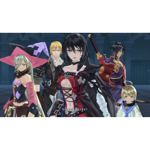 PS4 Tales of Berseria