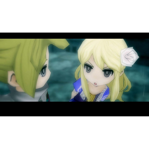 PS4 The Alliance Alive HD Remastered (R3)