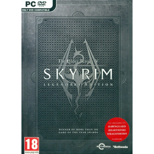 PC The Elder Scrolls V Skyrim Limited Edition (Digital Copy)